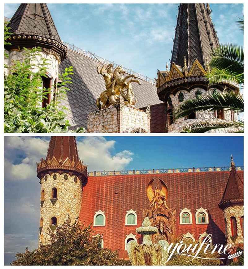 Bulgaria Castle Decoration Project Feedback 3