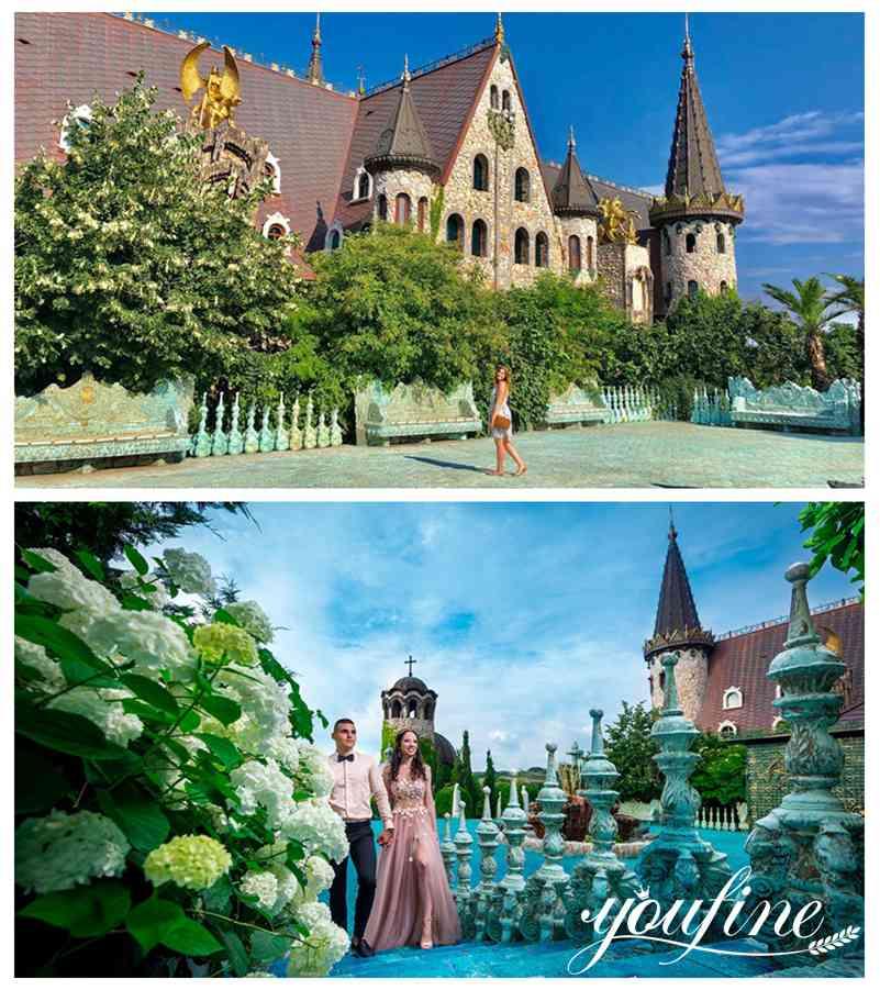 Bulgaria Castle Decoration Project Feedback 6
