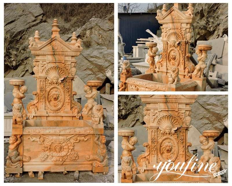 Marble Wall Fountain