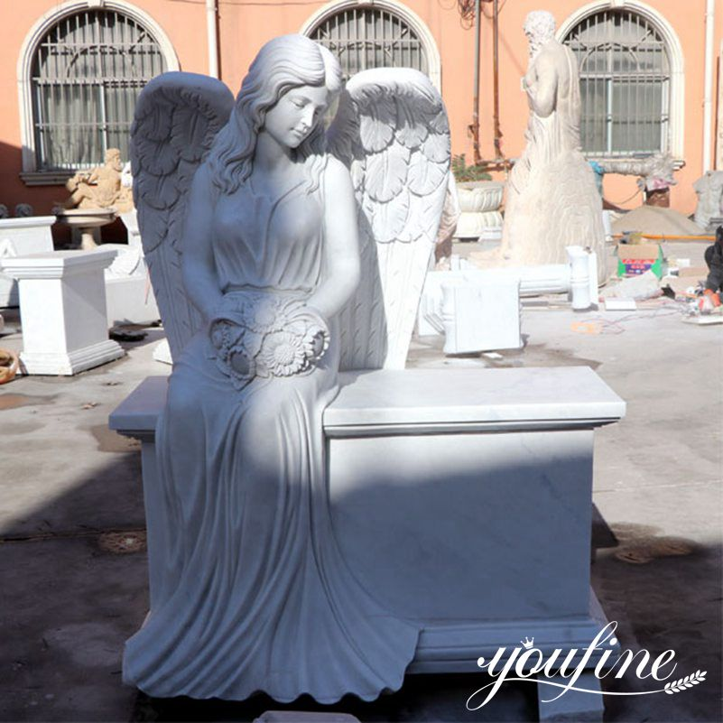 What is the Meaning of the Angel Headstone