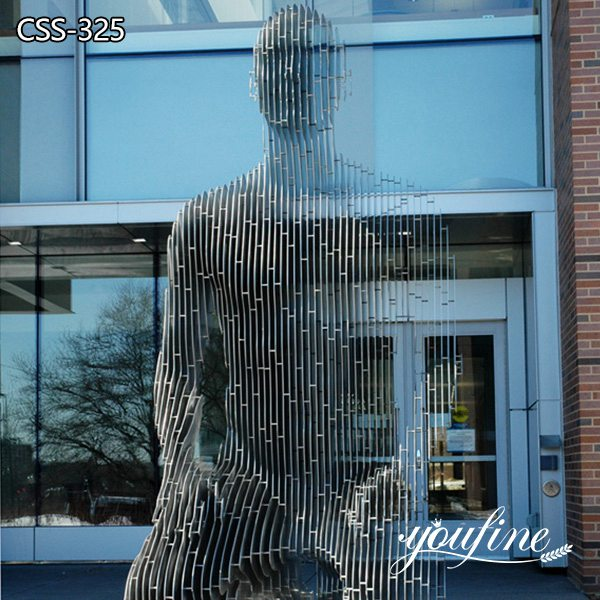 disappear sculpture