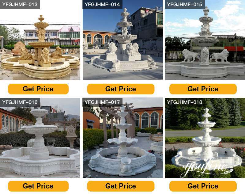 horse fountain for sale