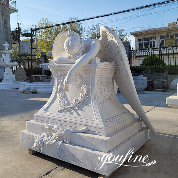 What is the Meaning of the Angel Headstone?