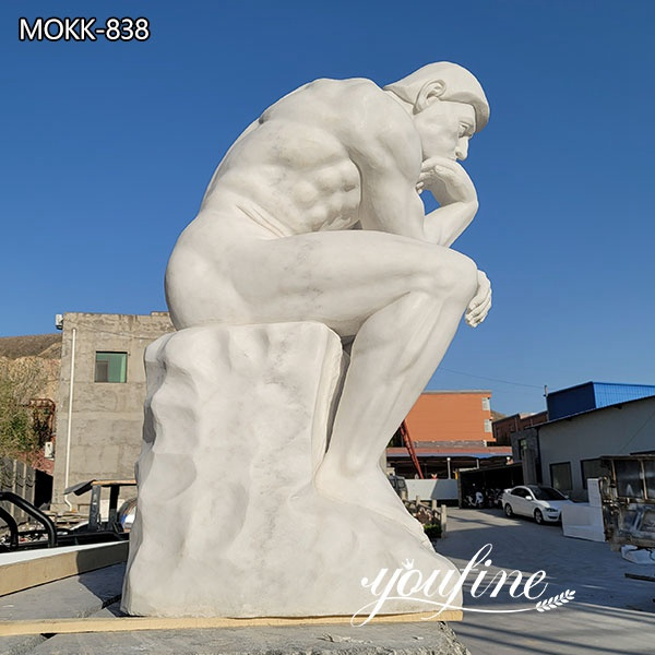 Famous Rodin Sculpture the Thinker for Sale