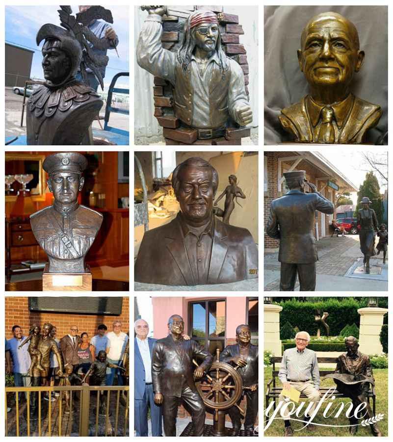 bronze custom statue suppliers