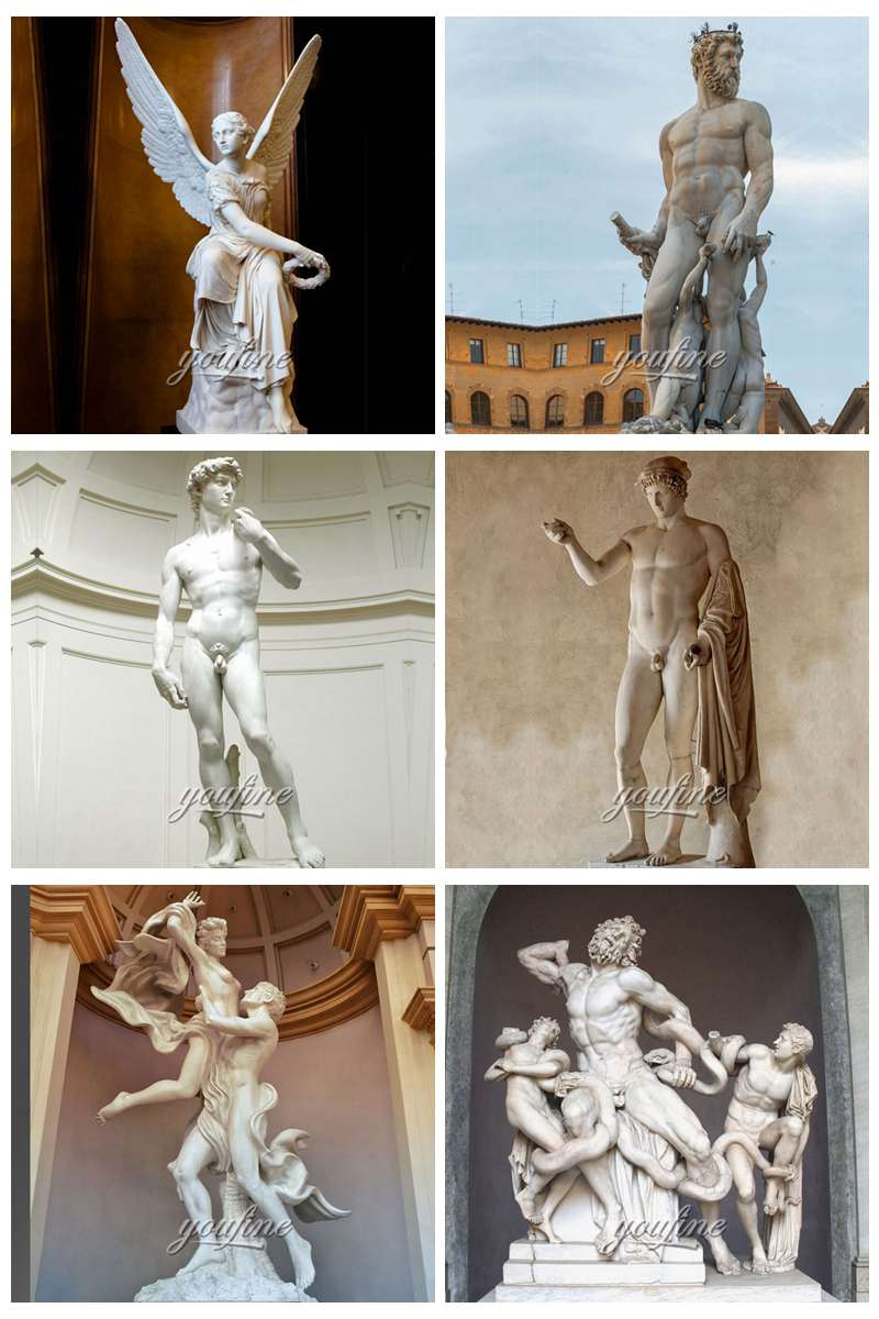 life size marble sculpture for sales