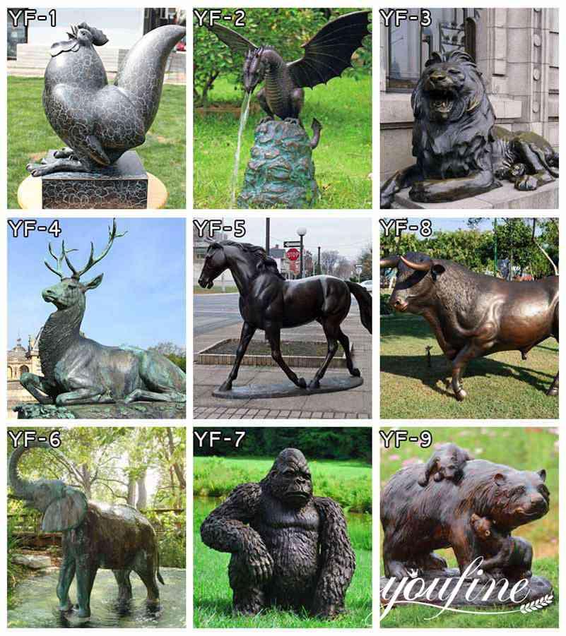bronze-animal-statue-for-sale