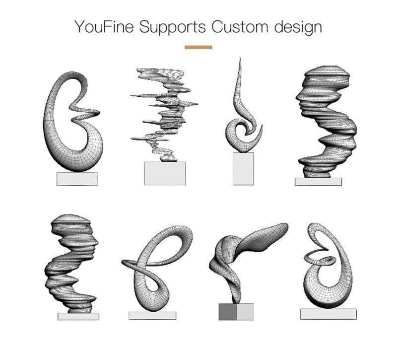 corten steel sculpture design