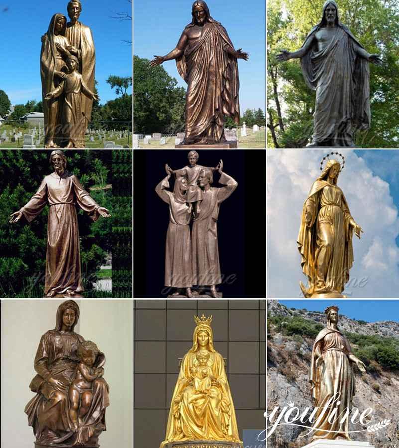 outdoor jesus statue for sale