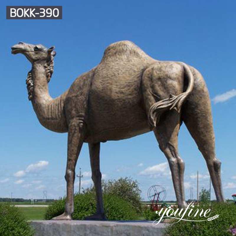 Large Bronze Kangaroo Sculpture Outdoor Garden Decor for Sale BOKK-390