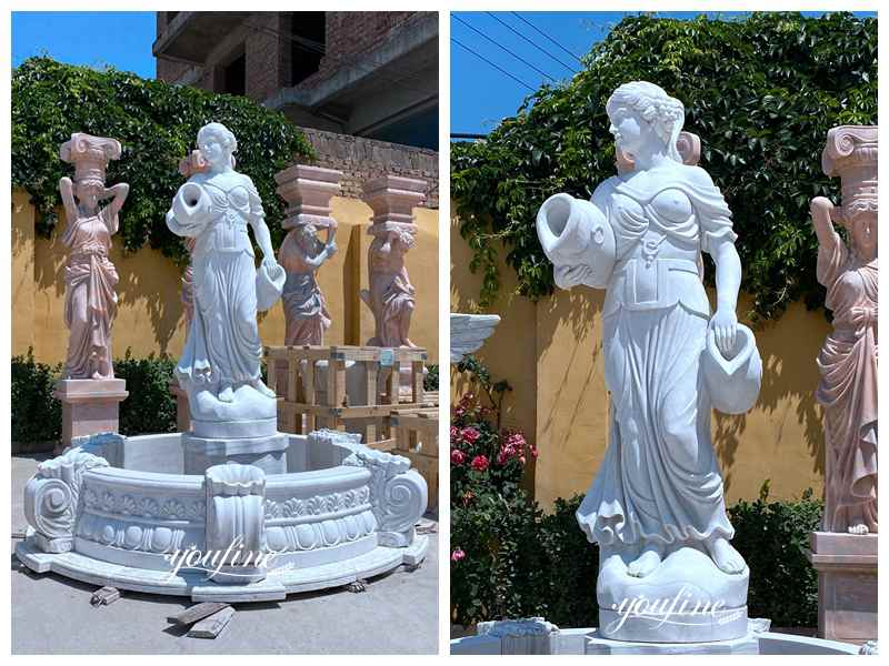 marble fountains for sale
