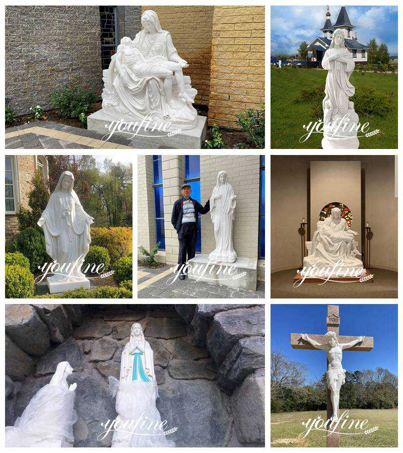 marble religious statues from You Fine
