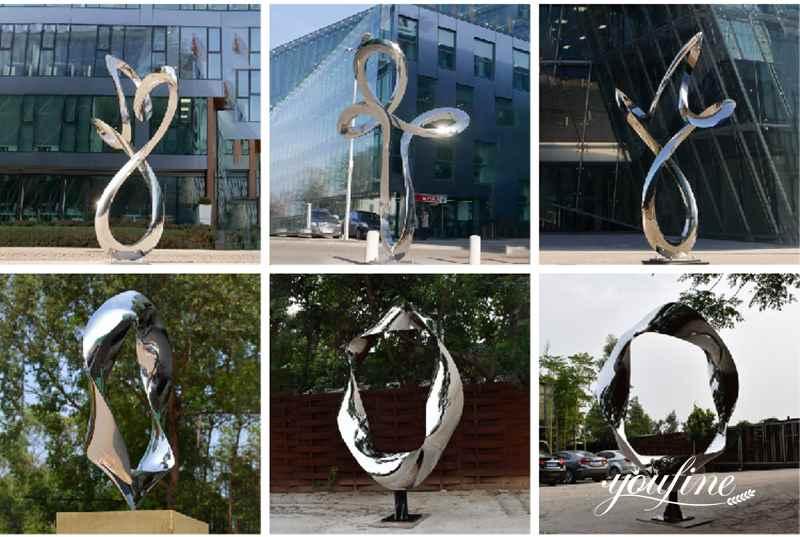 outdoor metal sculpture for sale