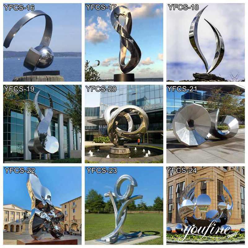 large metal sculpture for sale